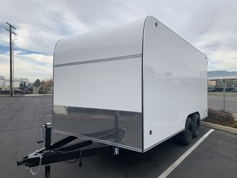 2019 Enclosed Trailer 8x16x7 for Sale in Pomona,  CA