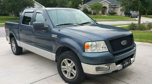 Super Strong 2005 Ford F-150 4WDWheelsss-verynice for Sale in Aurora, CO