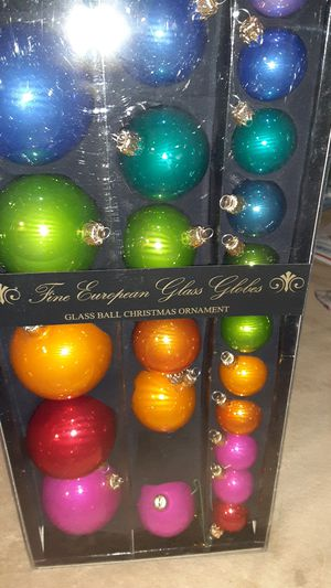 European glass globes for Sale in Wenatchee, WA