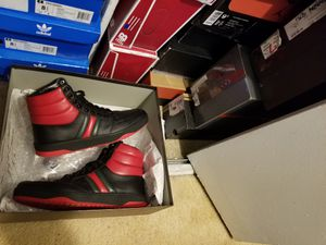 Red black in green high top Gucci sneakers for Sale in Philadelphia, PA
