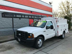 2006 Ford F-350 Utility Truck for Sale in Portland, OR