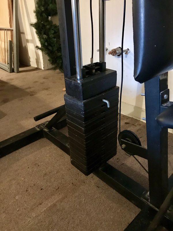Weiider Pro Home Gym Station Machine