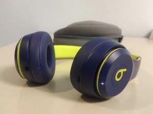 (Original) Beats Solo 3 Wireless Pop Collection Headphones for Sale in Orlando, FL