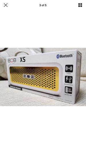 808 Audio XS Wireless Portable Bluetooth Speaker for Sale in Durham, NC