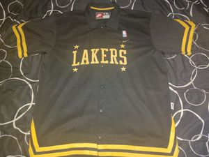 Lakers Jersey 2xl for Sale in Corona, CA