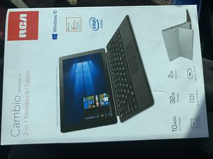 RCA 2-in-1 Notebook/Tablet for Sale in Oxon Hill, MD