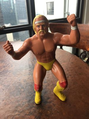 Hulk Hogan 1970's action figure for Sale in Chicago, IL