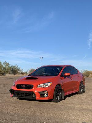2018 Subaru WRX Premium for Sale in Tempe, AZ