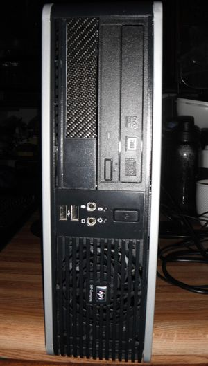 Price Dropped HP Desktop with Custom Air Jordan and Carbon Fiber Vinyls for Sale in Burbank, IL