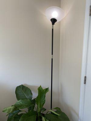 Floor lamp for Sale in Hampton, VA