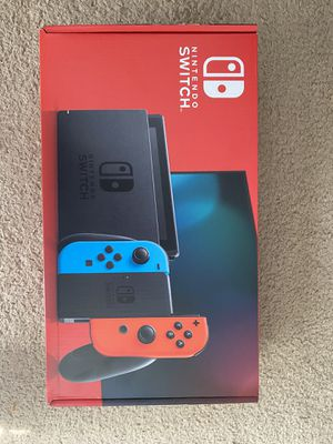 Nintendo Switch v2 BRAND NEW for Sale in Lawrenceville, GA