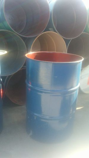 55 GALLON METAL DRUMS for Sale in Sanger, CA