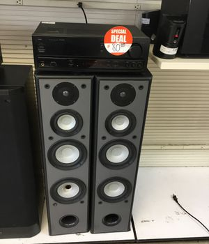 Stereo Receiver for Sale in Houston, TX