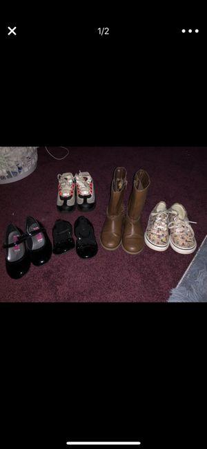 Little girl shoe lot for Sale in Springfield, MA