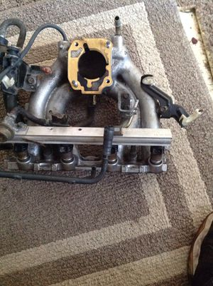 D16 intake Honda Civic for Sale in Joint Base Lewis-McChord, WA