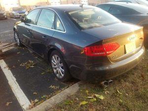 2011 Audi A4 turbo for parts for Sale in Pennsauken Township, NJ