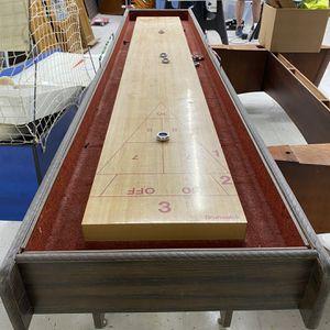 Shuffle Board Table for Sale in St. Petersburg, FL