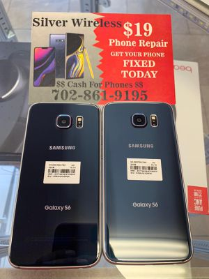 Galaxy s 6 $149 metro pcs and t mobile only for Sale in Las Vegas, NV