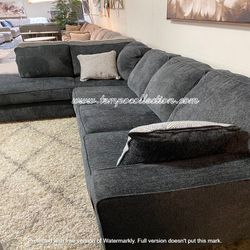NEW IN THE BOX. ALTARI SLATE 2-PIECE SECTIONAL, SKU# TC8721366 for Sale in Westminster,  CA