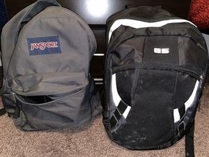 2 backpacks for Sale in San Antonio, TX