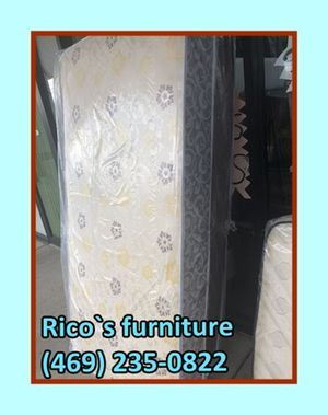 New twin matresses for $59 each matresses only for Sale in Garland, TX