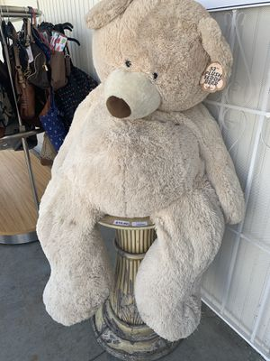 Large Teddy Bear $5 for Sale in Garden Grove, CA
