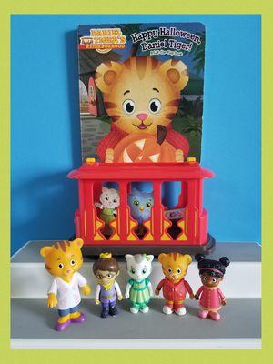 Daniel's Neighborhood - Daniel's Tigger toys. for Sale in Lake Mary, FL