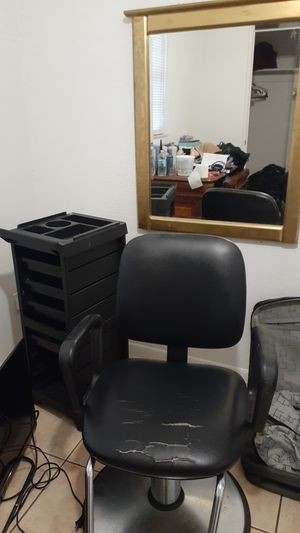 Beauty chair for Sale in St. Petersburg, FL
