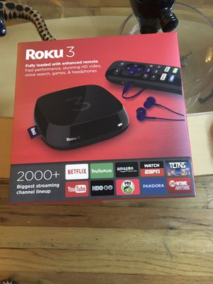 Roku3 for Sale in Brooklyn, NY