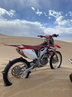 2006 Honda CRF450R Dirtbike  for Sale in Valley Center, CA