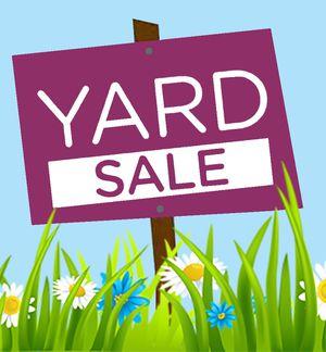 Yard sale multi family Saturday 10-5-2019 chino hills 8am-3pm for Sale in Chino Hills, CA
