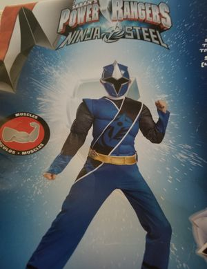 Power Rangers Toddler Costume 4. NO MASK. for Sale in Las Vegas, NV