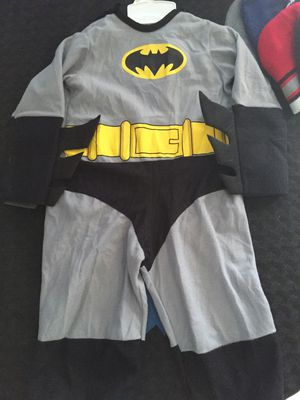 🎁Dc comics batman costume🎁 for Sale in Columbia, SC