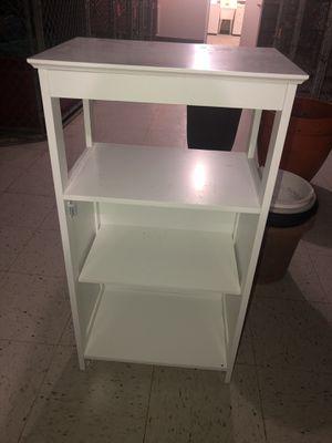White Shelf $20 OBO for Sale in Beverly Hills, MI