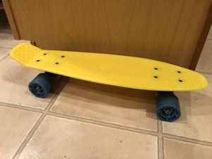 Like New Penny Retro Board Central Falcons Colors for Sale in Woodstock, VA