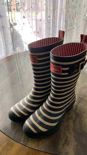 Joules rain boots for Sale in Lakeland, FL