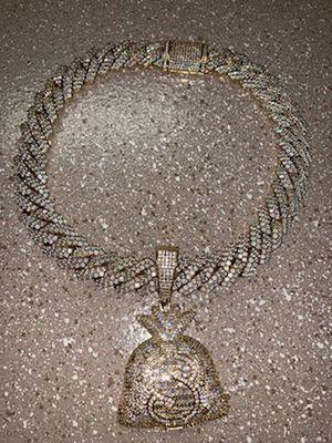 Money bag chain for Sale in Las Vegas, NV