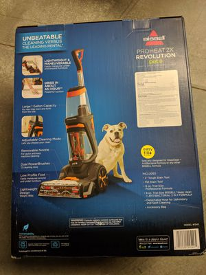 Bissell Proheat 2X vacuum for Sale in West Springfield, VA