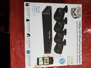 Night owl 1080p HD wired security system (New & Sealed) for Sale in Hoffman Estates, IL