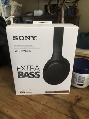 Sony extra Bass for Sale in The Woodlands, TX
