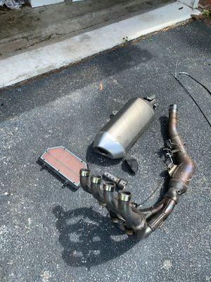 2017 - 2019 Suzuki GSXR OEM Exhaust System for Sale in Waldorf, MD
