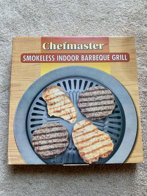 NEW SMOKELESS INDOOR BBQ GRILL for Sale in Stockton, CA