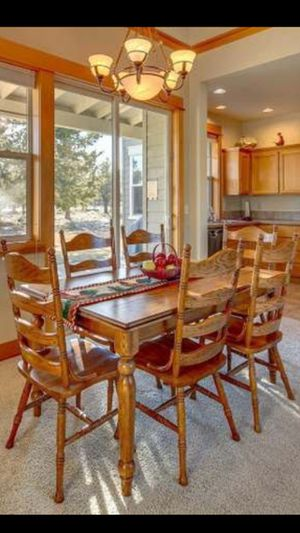 Dining set for Sale in Powell Butte, OR