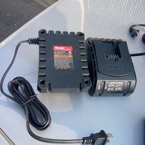 Bauer 20 Volt Battery Charger for Sale in Clackamas, OR
