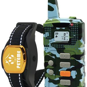Dog Training Collar with Remote, Dog Shock Training Collar Rechargeable with Beep/Vibration/16 Shock Levels,100% Waterproof, 1200ft Remote Trainer Ran for Sale in Silverado, CA