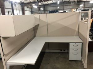 Herman Miller office cubicles 6'x6 for Sale in Houston, TX
