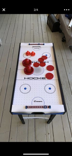 Small air hockey table for Sale in Norco, CA