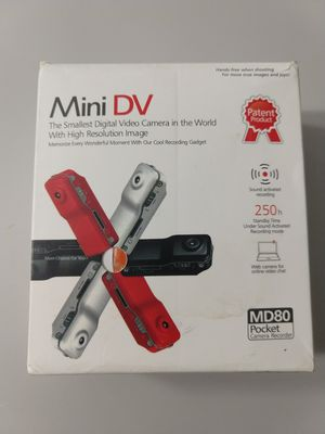 Mini DV Spy Camera for Sale in Lake Worth, FL