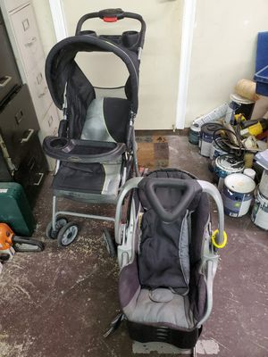 Stroller and carseat set for Sale in West Palm Beach, FL