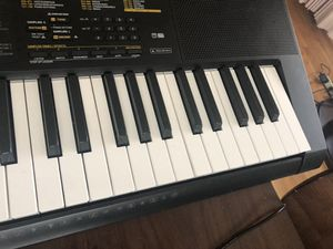 55 Keyboard lighted casio in very good condition for $50.00 for Sale in Pleasanton, CA